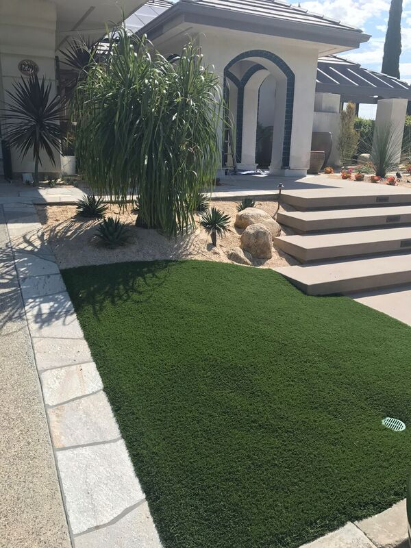 Artificial Turf Services Company Inland Empire, Synthetic Grass Installation For Property Value Increase