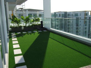 Synthetic Grass Services Inland Empire, Turf Applications, Decks, Terraces, Patios