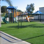 Synthetic Turf Playground Installation Inland Empire, Artificial Grass Playground Company