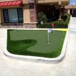 Synthetic Lawn Golf Putting Green Company Inland Empire, Best Artificial Grass Installation Prices