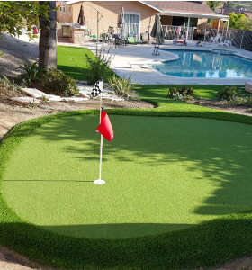 Synthetic Grass Company Inland Empire, Putting Greens Turf Contractor