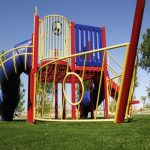 Artificial Grass Playground Installation Inland Empire, Synthetic Turf Playground Company
