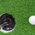 Artificial Turf Golf Greens Installation in Inland Empire, Putting Greens Turf Company